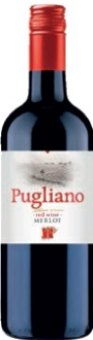 Víno Merlot Pugliano Vinařství Mutěnice