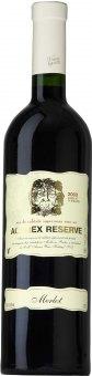 Víno Merlot Reserve