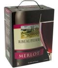 Víno Merlot Ribeaupierre - bag in box