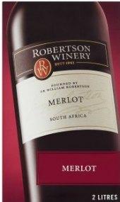 Víno Merlot Robertson Winery