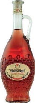 Víno Merlot Rosé Gemma Alianta-Vin