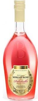 Víno Merlot Rosé Vinaria Vinaria Bostavan