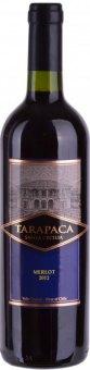 Víno Merlot Santa Cecilia Viňa Tarapaca