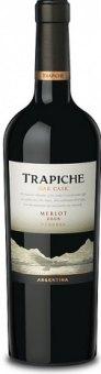 Víno Merlot Trapiche Oak Cask Budamont