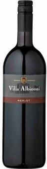 Víno Merlot Villa Albinoni Budamont