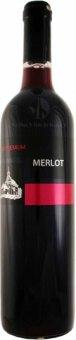 Víno Merlot Vinařství Blatel