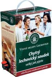 Víno Merlot Vinné sklepy Lechovice - bag in box