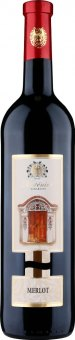 Víno Merlot Žudro kříž Vinařství Mutěnice