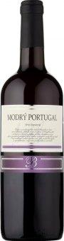 """Víno Modrý Portugal ,,B"""" Budamont"""