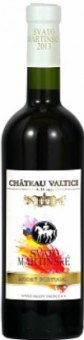 Víno Modrý Portugal Chateau Valtice - svatomartinské