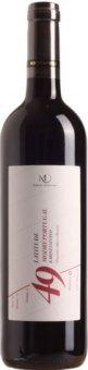 Víno Modrý Portugal Latitude Vinselekt Michlovský - kabinetní