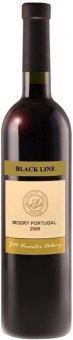 Víno Modrý Portugal Line JM Vinařství Dolany