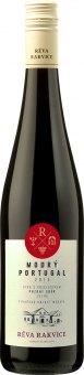 Víno Modrý Portugal Réva Rakvice - pozdní sběr