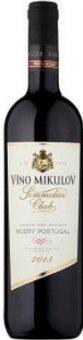 Víno Modrý Portugal Sommelier Club Víno Mikulov