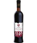 Víno Modrý Portugal Templářské sklepy Čejkovice - svatomartinské