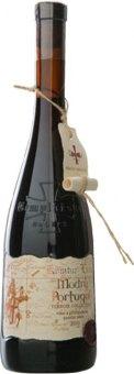 Víno Modrý Portugal Terroir Collection Komtur Ekko Templářské sklepy Čejkovice - pozdní sběr
