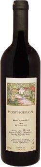 Víno Modrý Portugal Vinařství František Mádl