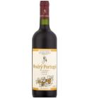 Víno Modrý Portugal Vinařství Jedlička&Novák - pozdní sběr