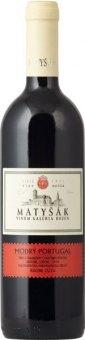 Víno Modrý Portugal Vinařství Matyšák
