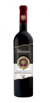 Víno Modrý Portugal Vinařství Mutěnice - zemské