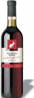 Víno Modrý Portugal Vinařství Zaječí