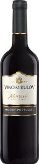 Víno Modrý Portugal Víno Mikulov