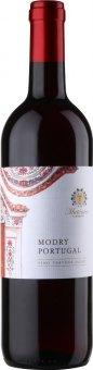 Víno Modrý Portugal Žudro Vinařství Mutěnice