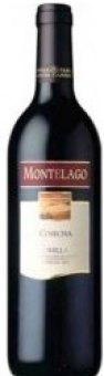 Víno červené Montelago
