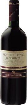 Víno  Montepulciano d'Abruzzo Le Chiantigiane