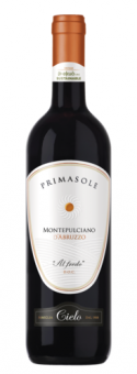 Víno Montepulciano d'Abruzzo Primasole