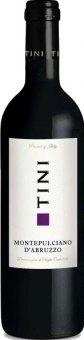Víno Montepulciano D'abruzzo Tini