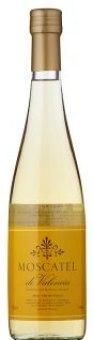 Víno Moscatel de Valencia Tesco
