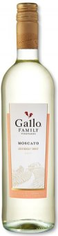 Víno Moscato Gallo Family Vineyards