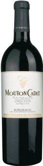 Víno Mouton Cadet Bordeaux Baron Philippe de Rothschild