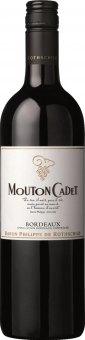 Víno červené Cuvée Bordeaux Mouton Cadet