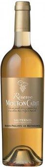 Víno Mouton Cadet Sauternes Baron Philippe de Rothschild