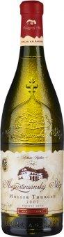 Víno Müller Thurgau Augustiniánský sklep - pozdní sběr
