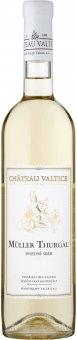 Víno Müller Thurgau Chateau Valtice - pozdní sběr