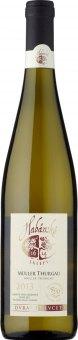 Víno Müller Thurgau Habánské sklepy