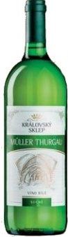 Víno Müller Thurgau Královský sklep