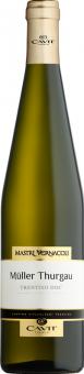 Víno Müller Thurgau Mastri Vernacoli Cavit Trento