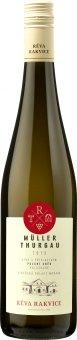 Víno Müller Thurgau Réva Rakvice - pozdní sběr
