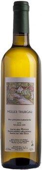 Víno Müller Thurgau Vinařství František Mádl