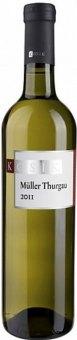 Víno Müller Thurgau Vinařství Kosík - zemské