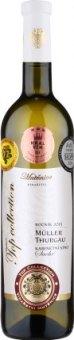 Víno Müller Thurgau Vinařství Mutěnice - zemské