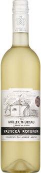 Víno Müller Thurgau Vinařství pod zámkem Valtice