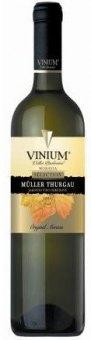 Víno Müller Thurgau Vinium Selection Velké Pavlovice