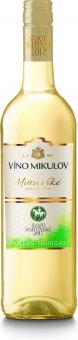 Víno Müller Thurgau Víno Mikulov - svatomartinské