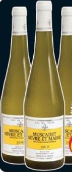 Víno Muscadet Sévre et Maine