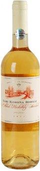 Víno Muscat Egri Korona Borház